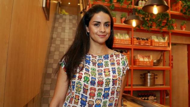 It was just last year when actor-turned-pilot Gul Panag broke the news that she has welcomed her first child.(AMAL KS/ HINDUSTAN TIMES)