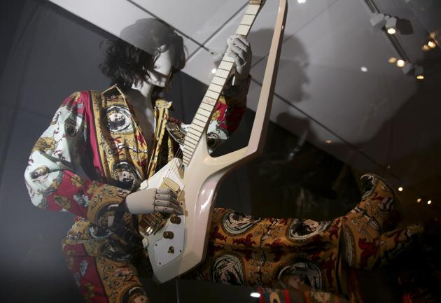 Born of her passion for rock and roll, Dong's first translated book on The Doors was published in 2008.(AP FILE PHOTO)