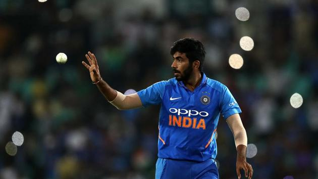 Bumrah, Bhuvneshwar, Shami are the three genuine pacers in the World Cup squad(Getty Images)
