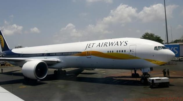 On Tuesday, civil aviation minister Suresh Prabhu called for a review of issues related to struggling Jet Airways, including rising fares on other airlines and flight cancellations.(AFP File)