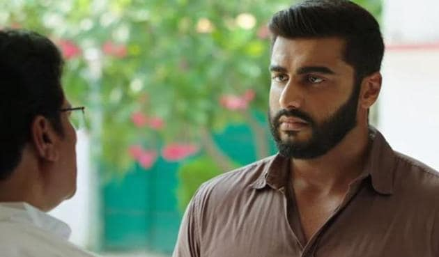 Arjun Kapoor plays an intelligence officer in India's Most Wanted.