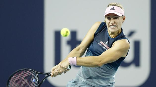 File picture of Angelique Kerber(AFP)