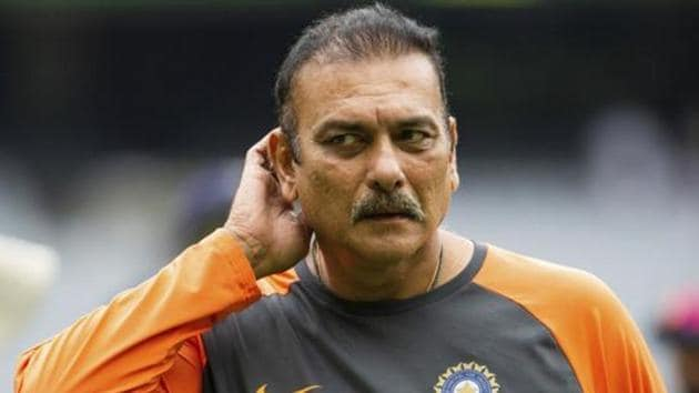 India's coach Ravi Shastri has reopened the debate about the highly contentious number 4 slot in the Indian team as he said that apart from the top 3, every other position in the Indian team's playing XI for the World Cup remains flexible.(AP)