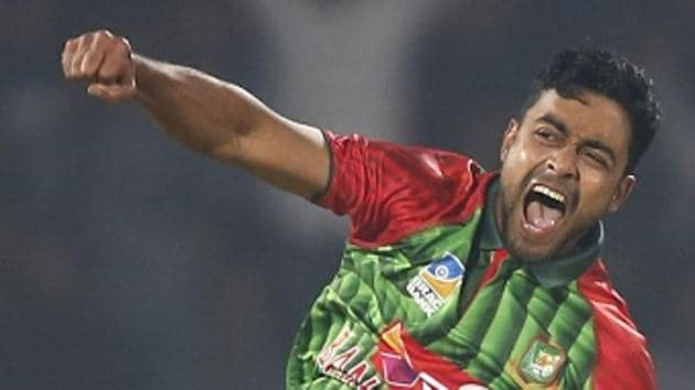 File image of Bangladesh cricketer Abu Jayed.(AP)