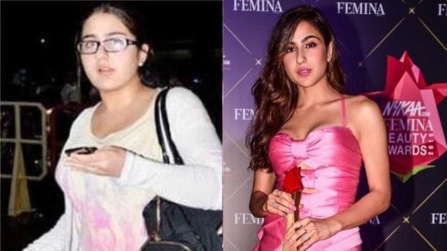Sara Ali Khan has shared an inspiring weight loss journey in a recent interview.