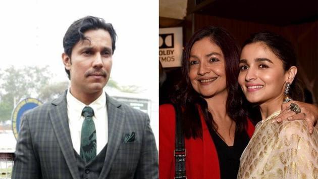 Pooja Bhatt has shared a cryptic tweet day after Randeep Hooda came out in support of Alia Bhatt.(IANS/AFP)