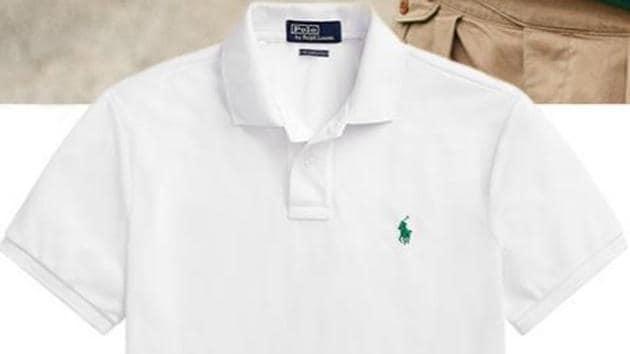 Sustainable fashion: Ralph Lauren unveils plastic bottle shirt