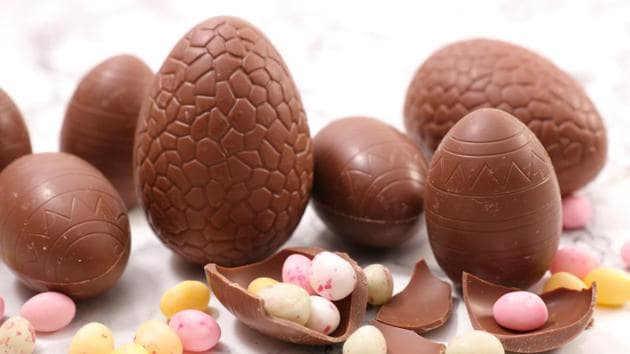 Chocolate Easter eggs(Getty Images/iStockphoto)