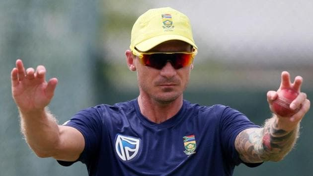 File image of South Africa pacer Dale Steyn.(REUTERS)