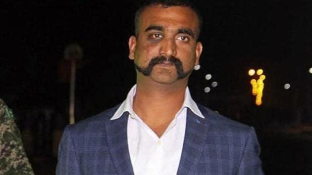 Indian Air Force (IAF) pilot Wing Commander Abhinandan Varthaman(PTI file photo)