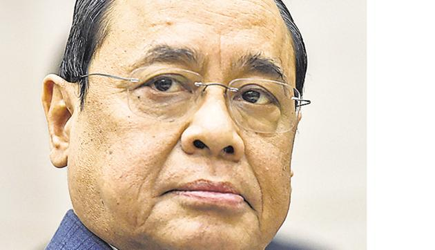 The matter came to light after one of the Karnataka High Court staff got in touch with the personal secretary of CJI informing him about the call.(PTI)