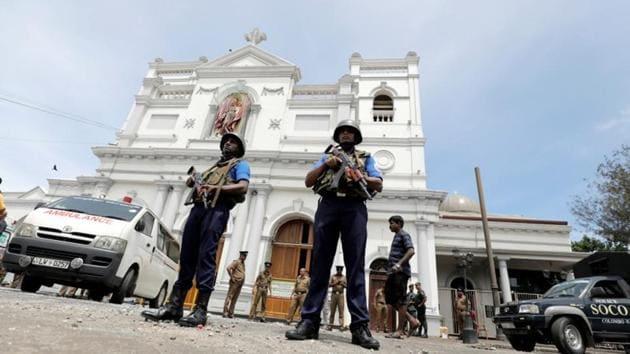 Sri Lanka imposes temporary social media ban after blasts(REUTERS)