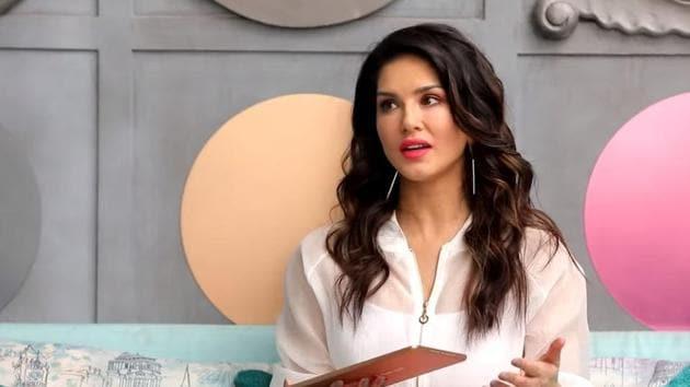 Sunny Leone on Arbaaz Khan's online show Pinch.