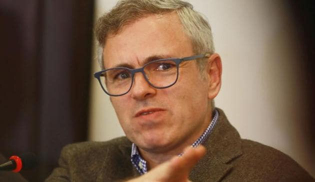 Former chief minister Omar Abdullah was recently released from detention(HT Photo/File)