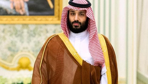 Saudi Crown Prince Mohammed bin Salman(AFP file photo)