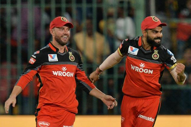 IPL 2019: RCB defeated KXIP by 17 runs