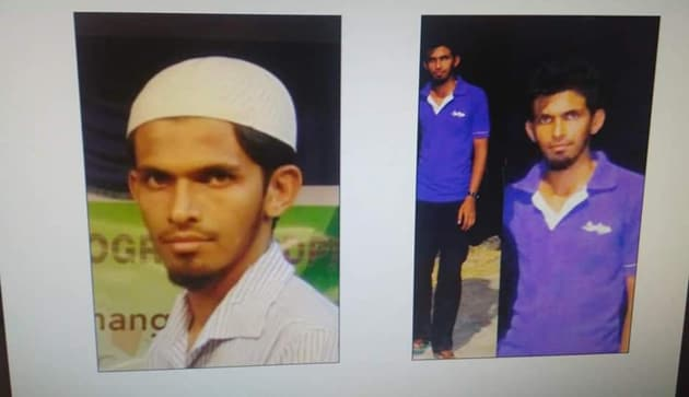 Police Thursday night released the names and pictures of three men and three women and sought information regarding them from the public.(Twitter/Sri Lanka police)