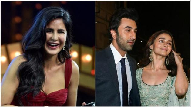 Katrina Kaif says she is friends with Alia Bhatt and Ranbir Kapoor and holds no grudges.