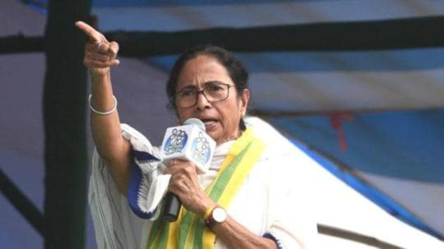 Eight West Bengal seats are going to polls in phase 4 of Lok Sabha elections 2019.(ANI file photo)