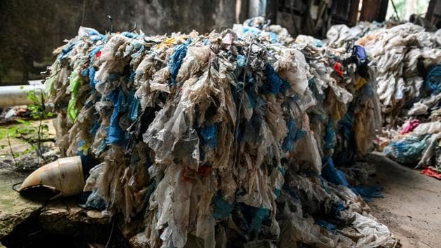 India, United Kingdom and several countries have taken steps to curb the use of plastic amid growing concerns over pollution, but claims that some bags are biodegradable don't stand up to scrutiny.(AFP File Photo)