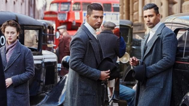 Sardar Udham Singh first look: Vicky Kaushal plays the freedom fighter in his biopic.