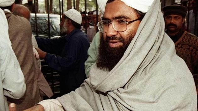 """China said on Tuesday that the vexed issue of designating Jaish-e-Mohammed chief Masood Azhar as a global terrorist by the UN will be """"properly resolved"""" but it did not give any timeline.(AP File Photo)"""