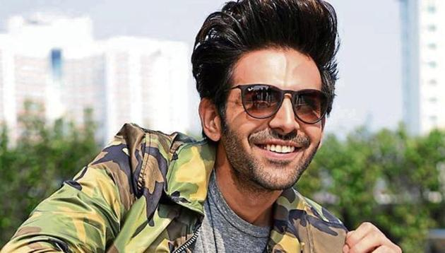 Kartik Aaryan is in search of true love.(HT)