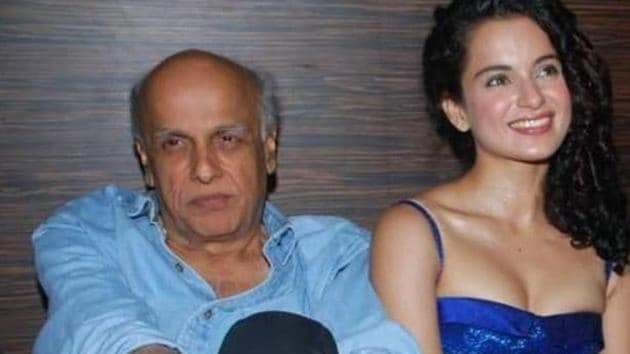 Mahesh Bhatt has refused to comment on Kangana Ranaut and her sister Rangoli's attacks on daughter Alia Bhatt and wife Soni Razdan.