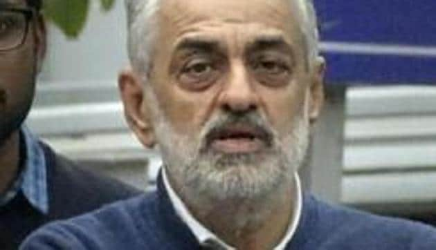 A Delhi court, taking cognisance of the Enforcement Directorate's chargesheet against Deepak Talwar, issued a non-bailable warrant (NBW) against his son Aditya after he, too, was named as an accused.(PTI)