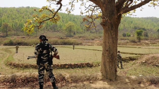 A personnel of Assam Rifles, a central paramilitary force, was killed and two others injured on Thursday morning when a jawan opened fire after an altercation with his colleagues.(Representative Image/HT File Photo)