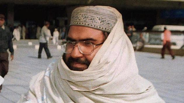 Masood Azhar was listed by the UN's 1267 Sanctions Committee for his association with al-Qaeda and his role in financing, planning and facilitating terrorist acts by the JeM.(PTI)