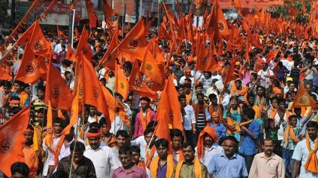 The RSS has been running a campaign to counter the charge of Hindu terror and is relying on literature and films to argue against the charges levelled against the organisation and key accused in the Malegaon and Mecca Majid blasts such as Pragya Thakur and Aseemanand.(Representative Image)