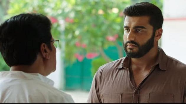 In India's Most Wanted, Arjun Kapoor plays a cop who wants to catch a terrorist without any help.