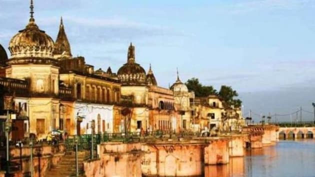 In this hot-bed of Hindu politics, issues like development and nationalism have taken precedence over Ram Temple.(HT Photo)
