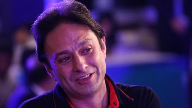 File image of KXIP co-owner Ness Wadia.(BCCI Image)