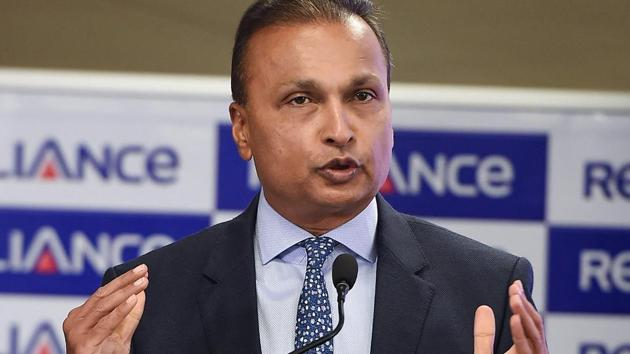 Gandhi, in his recent media statements, has termed Anil Ambani as a crony capitalist and dishonest.(PTI file photo)