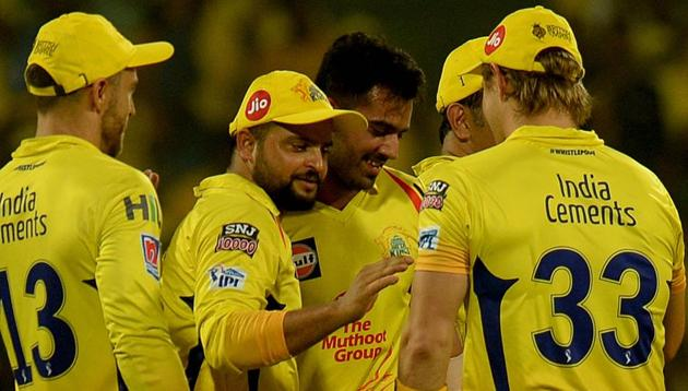 CSK would want to ensure a top two finish(AFP)
