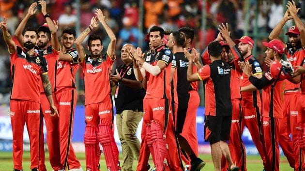 RCB vs SRH As It Happened: Catch all the highlights from the Indian Premier League match between Royal Challengers Bangalore and Sunrisers Hyderabad.(PTI)