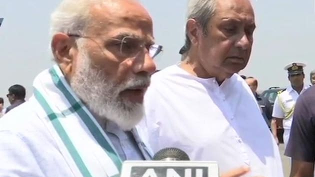 PM Modi said everyone, including the central and state teams as well as in the district and grassroots level, worked with great coordination in the rescue and relief work.(ANI)