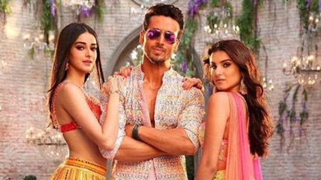 Student of the Year 2 stars Tara Sutaria, Ananya Panday and Tiger Shroff in the lead roles.