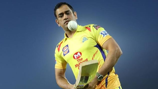 MS Dhoni ruled the league phase of IPL 2019(Twitter)