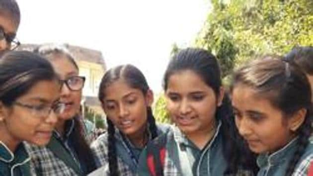PSEB 10th Result 2019: Punjab School Education board (PSEB) announces the result for Class 12 exams.(Mujeeb Faruqui/HT file)