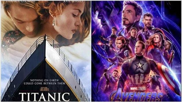 Titanic has collected $2.1 crore in its lifetime while Avengers Endgame collected $2.2 billion in less than two weeks.