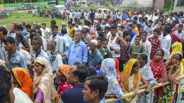 The state government has also directed that people who are absconding and declared foreigners must be booked by police, according to a letter sent to the Border Organisation of Assam police.(PTI/ Representative Image)