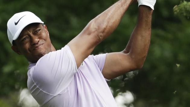 File image of Tiger Woods.(AP)
