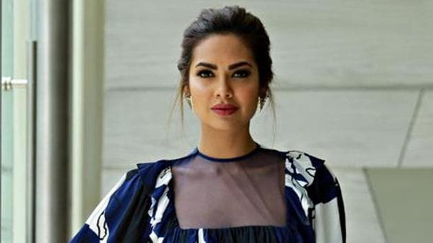 Esha Gupta will be seen next in the film One Day: Justice Delivered.(Amal KS/HT)