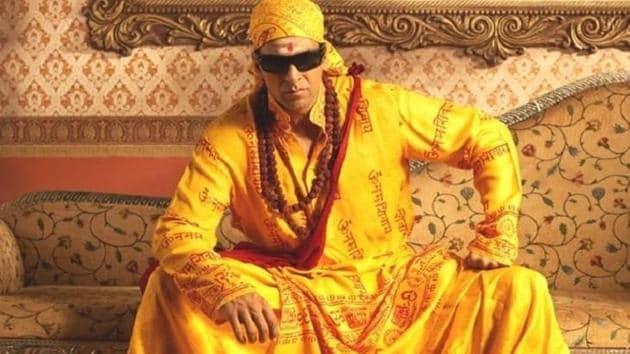 Akshay Kumar played a psychiatrist in Bhool Bhulaiyaa.