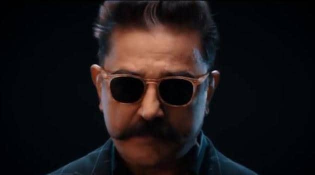 Kamal Haasan features in Bigg Boss Tamil 3 teaser.