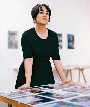 Shubigi Rao, 43, follows previous curators like Jitish Kallat, Sudarshan Shetty and Anita Dube in curating the three-month art exhibition. It is in keeping with the tradition of having an artist at the helm.(Kathrin Leisch)