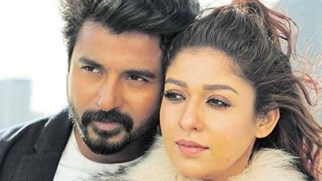 Mr Local stars Sivakarthikeyan and Nayanthara in lead roles.(Instagram)